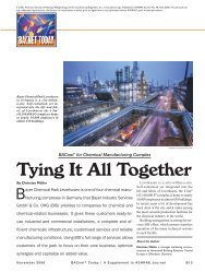 Tying It All Together - BACnet