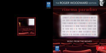 Woodward Cinema Booklet - Buywell