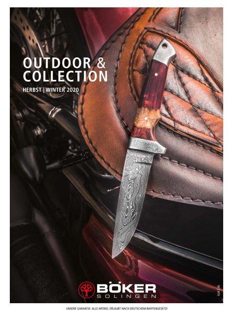 Böker Outdoor und Collection   Herbst / Winter 2020