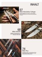 Böker Outdoor und Collection   Herbst / Winter 2020 - Page 4
