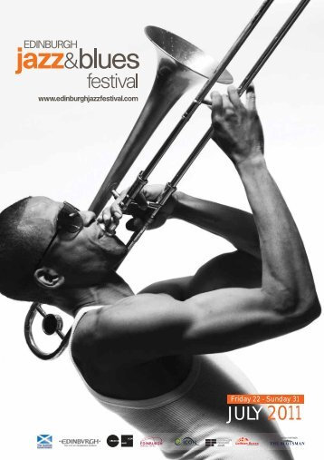 2011 brochure (PDF) - Edinburgh Jazz & Blues Festival