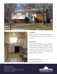 Major Home Improvements - HomeVisit
