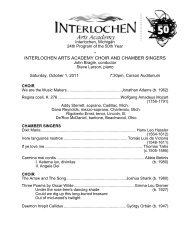 24 Choir 10-1.pdf - Arts Academy High School
