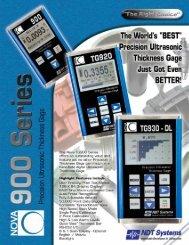 Nova 900 Series - Advanced NDT Limited