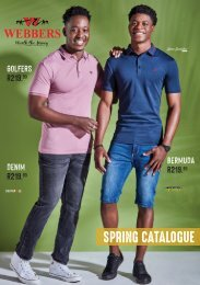 Webbers Spring Catalogue