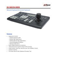 16 channel full D1 recording Standalone DVR - DAHUA Technology