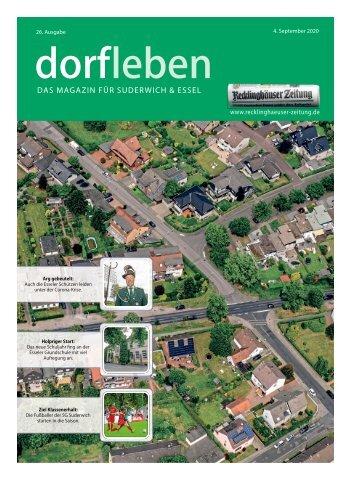 Dorfleben Suderwich September 2020