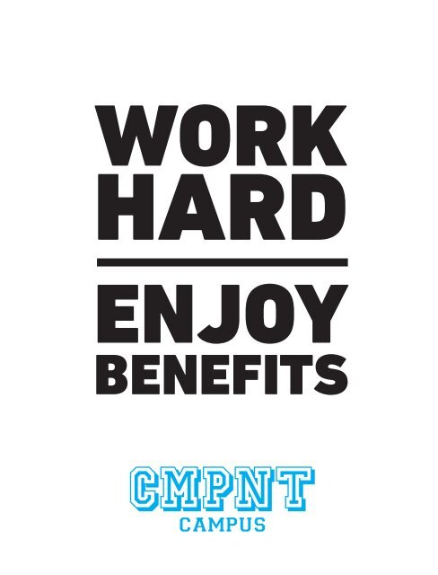 campoint AG - Bible Of Benefits - #campointcampus