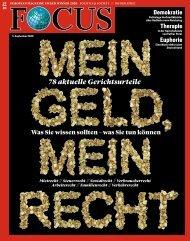 FOCUS 37:2020_Vorschau