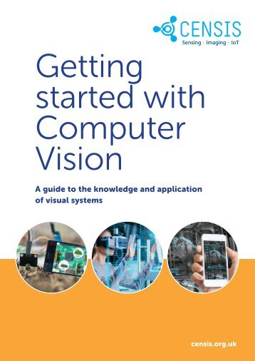 Getting started with Computer Vision