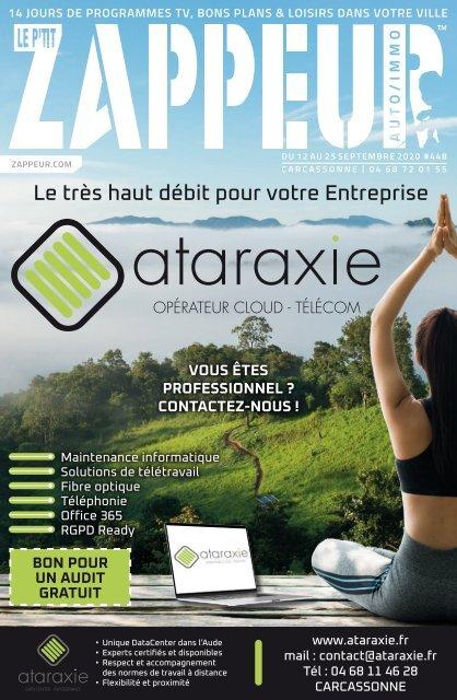 Le P'tit Zappeur - Carcassonne #448