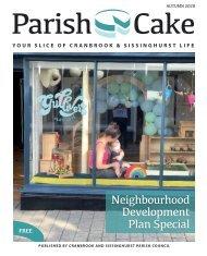 Parish Cake Autumn 2020
