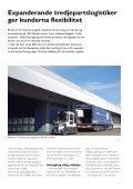 Tredjepartslogistik Banverket Ny containerkran - Helsingborgs ... - Page 3