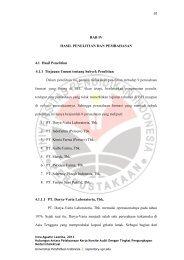 BAB IV HASIL PENELITIAN DAN PEMBAHASAN 4.1 Hasil ...