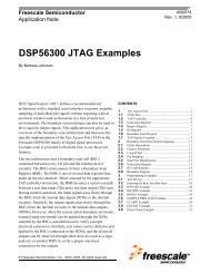 System Access via JTAG (M