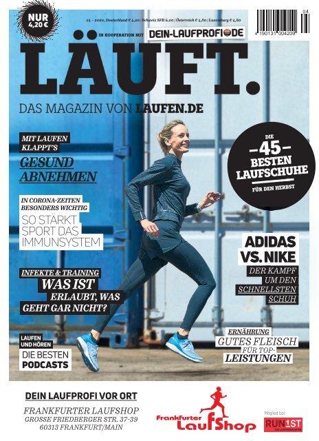 LÄUFT. Das Magazin des Frankfurter Laufshop