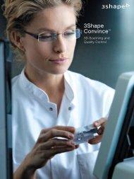 3Shape Convince™ - 3D Scanning Services