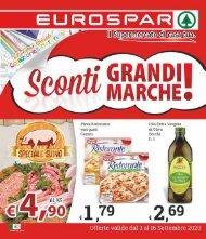 Eurospar S.Gavino 2020-09-03