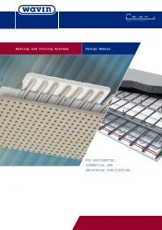 Heating and Cooling Systems Design Manual FOR ... - Harscan