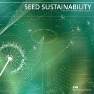 Infobroschüre (pdf) - ETH Seed Sustainability - ETH Zürich