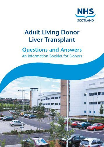 living donor The living donor committee develops policy and guidance related to the donation and transplantation of organs from living donors to recipients the goal of the committee's work is to continue to improve the informed choice of prospective living donors, and the safety, protection and follow-up of all living donors.