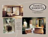 24 pages brochure 2008-09 - Vanico Maronyx
