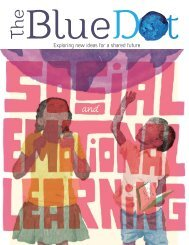 The Blue Dot Issue 10: Social and Emotional Learning