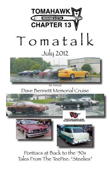 Minnesota Tomahawk Chapter of POCI