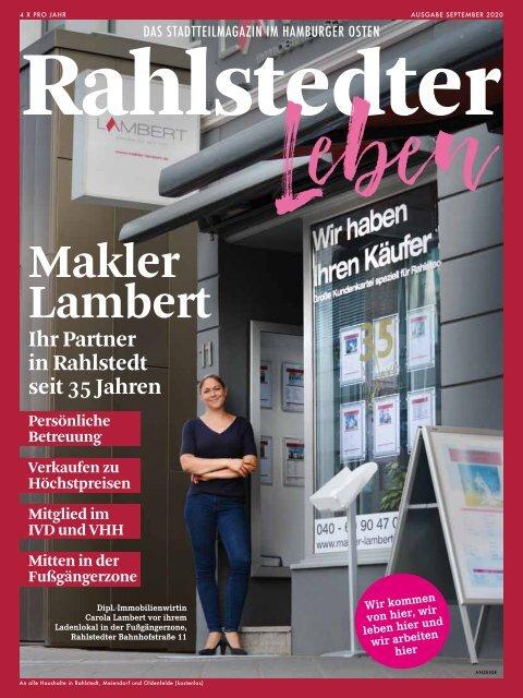 Rahlstedter Leben September 2020
