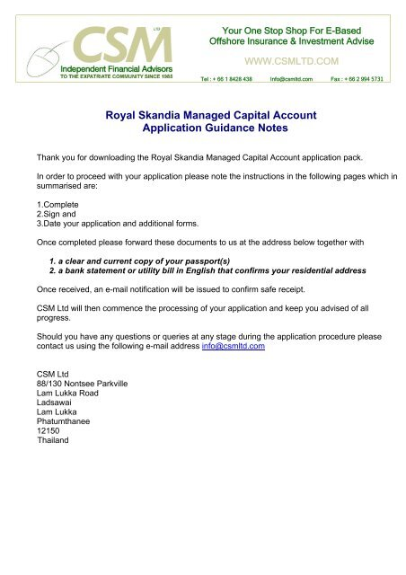 Skandia investment solutions advisor fee authorisation matched betting offers major