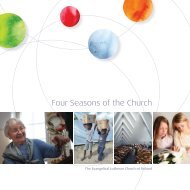 Four Seasons of the Church (pdf)