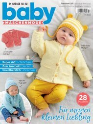 Baby Maschenmode Nr. 47/2020