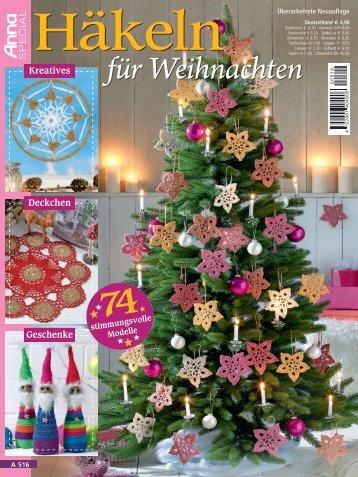 Anna Special - Häkeln für Weihnachten
