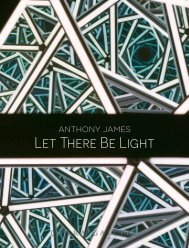Anthony James - Let There Be Light