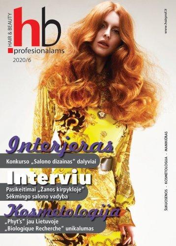Hair & Beauty profesionalams 2020_6