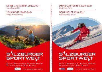 Salzburger Sportwelt Gastgeberverzeichnis