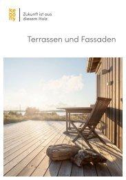 Kebony Broschüre - Terrassen und Fassaden