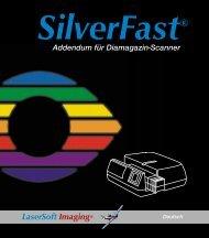 Addendum für Diamagazin-Scanner - LaserSoft Imaging