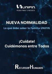 booklet Regreso Nueva Normalidad
