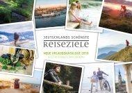 Deutschlands schönste Reiseziele 12-2018