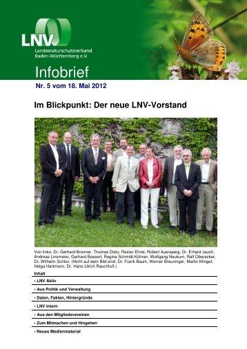 Infobrief - LNV