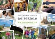 Deutschlands schönste Reiseziele 12-2017