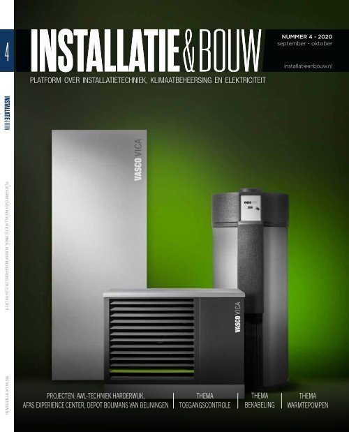 Installatie & Bouw NL 04 2020