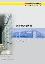 ZENTRALISIERUNG - SSI Schäfer