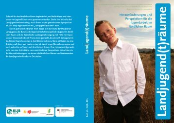 Fachbuch Landjugend(t)räume - KLJB