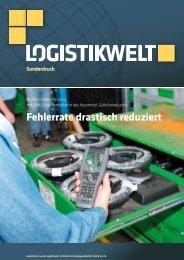 Fehlerrate drastisch reduziert - Identass GmbH & Co. KG