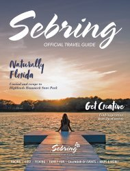 GFNY Florida Sebring - Travel Guide