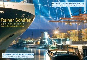 Rainer Schäfer - Hafentag
