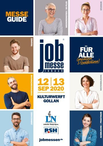 Der MesseGuide zur 11. jobmesse lübeck