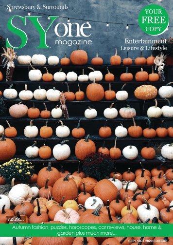 SYone Autumn Edition 2020